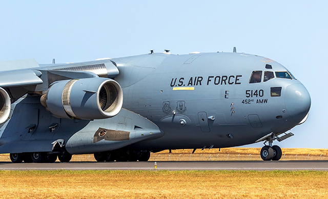 Air Force Jet