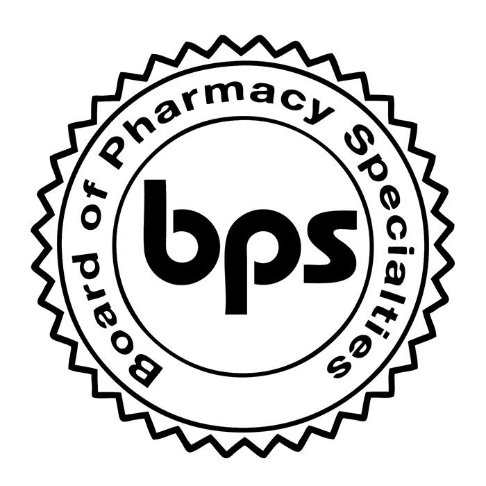 Board of Pharmacy Specialist