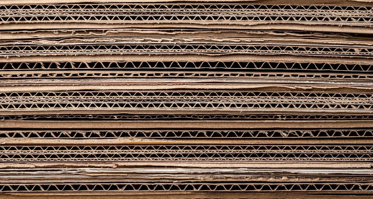 cardboard liners
