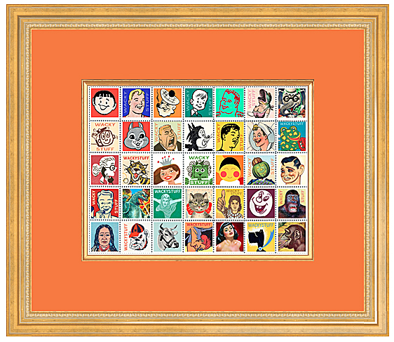 cartoon photo frame