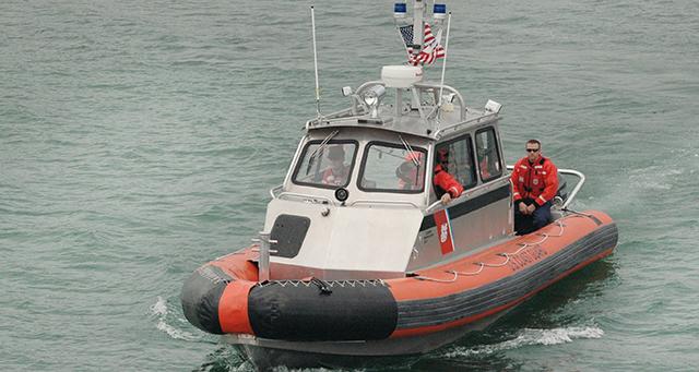 coast guard boat image