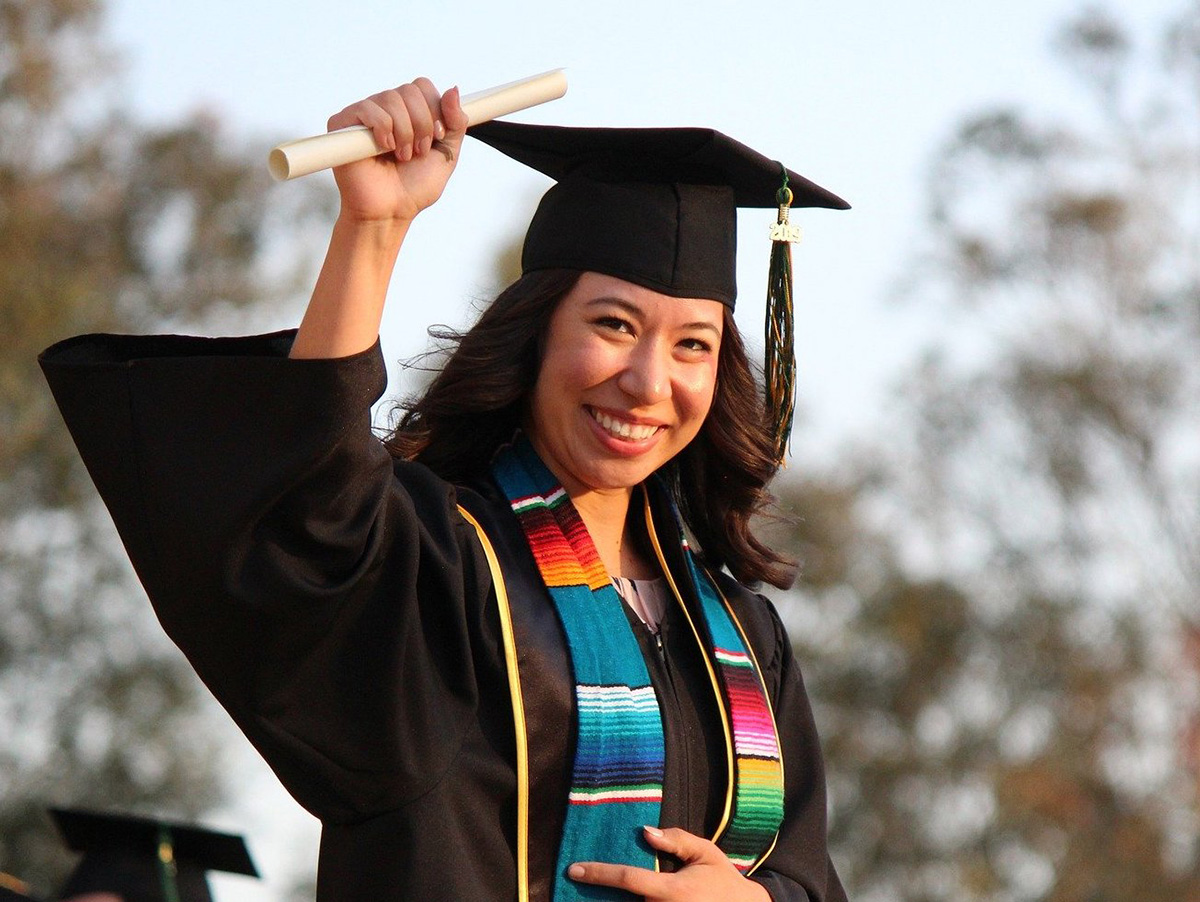 Girl-Graduated