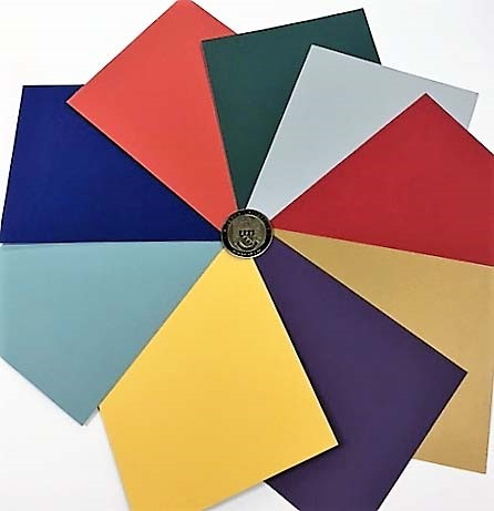 float mounting select your mat color
