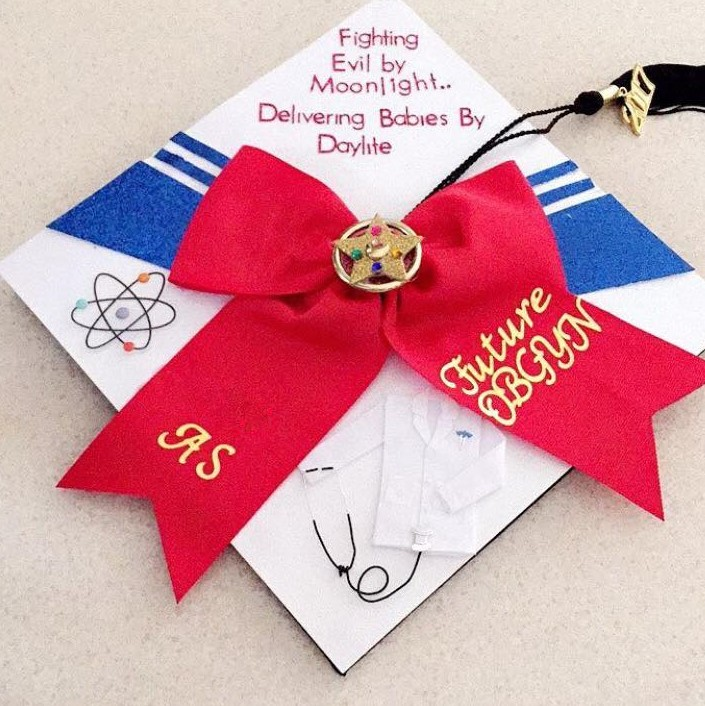 How To Decorate Your Grad Cap Church Hill Classics