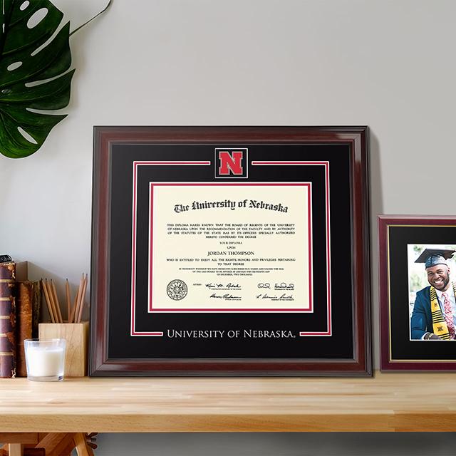 spirit diploma frame