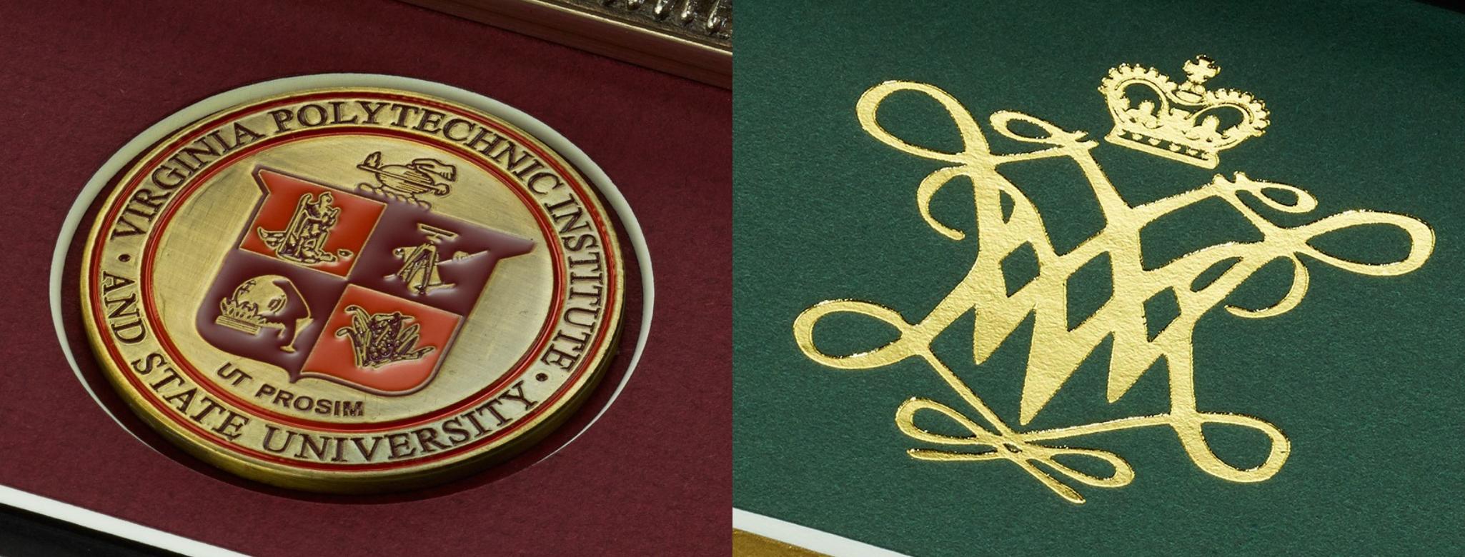 medallion vs embossed