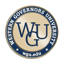 Western Governors Diploma Frames for College of Information
