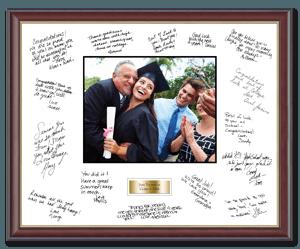Signed Frames